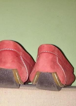 Кожаные туфли лоферы.длина стельки – 25,5 см5 фото