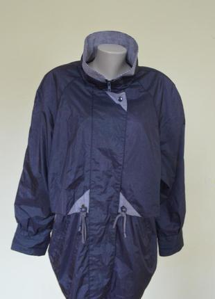 Очень красивая практичная курточка-ветровка2 фото