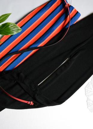 Zara кюлоти чорні класичні спадні