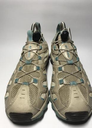Женские летние треккинговые кроссовки columbia2 фото