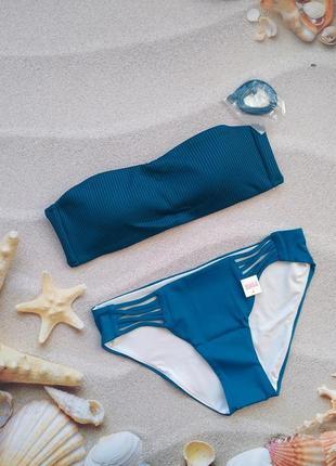 Обалденный купальник victoria's secret! оригинал!1 фото