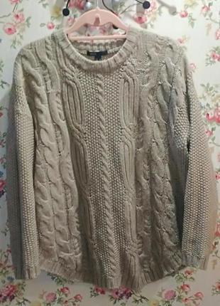 Фірмовий светр mango2 фото