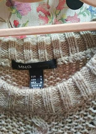 Фірмовий светр mango4 фото
