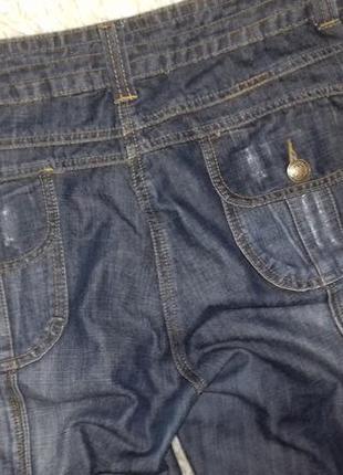 Стильные джинсовые шорты6 фото