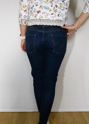 Бомбезные оригинальные джинсы levis6 фото