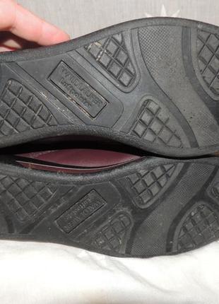 Кожаные туфли waldlaufer германиядля проблемных ног 39-39.5 h5 фото