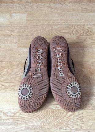 Новые кожаные туфли merrell германия 42 размера6 фото