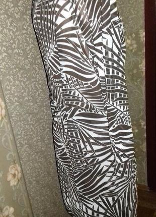 Легкое платье- туника zara basic4 фото