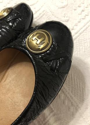 Балетки туфли hunter4 фото