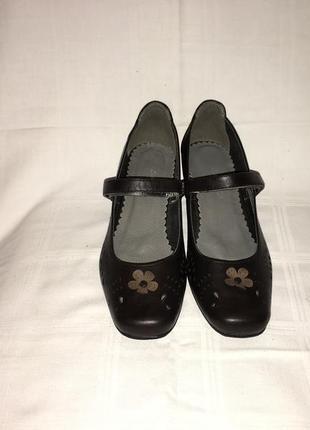 Туфли * lisanne* германия р.39 (25.50см)2 фото
