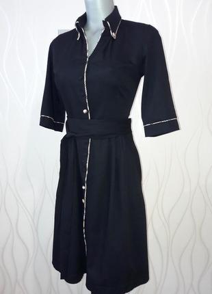 Супер красивое, супермодное, офисное и нарядное платье. burberry1 фото
