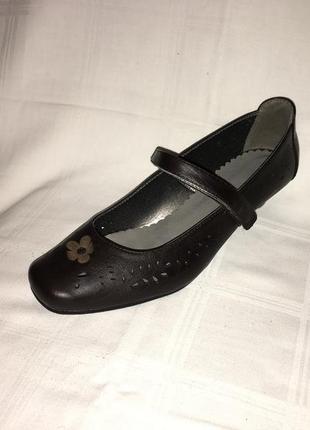 Туфли * lisanne* германия р.39 (25.50см)3 фото