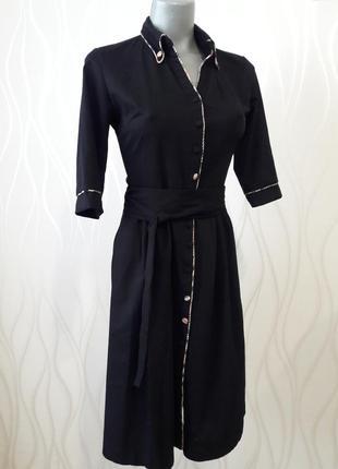 Супер красивое, супермодное, офисное и нарядное платье. burberry2 фото