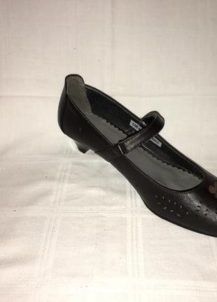 Туфли * lisanne* германия р.39 (25.50см)4 фото