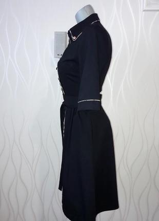 Супер красивое, супермодное, офисное и нарядное платье. burberry3 фото