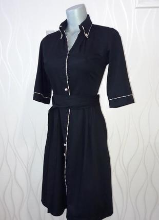 Супер красивое, супермодное, офисное и нарядное платье. burberry4 фото