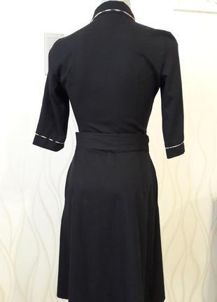 Супер красивое, супермодное, офисное и нарядное платье. burberry5 фото