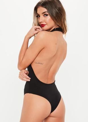 🌿 секси боди с открытой спинкой от missguided3 фото