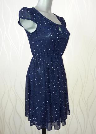 Невероятно красивое и легкое, нарядное платье. ткань- шифон. на подкладке.  tenki1 фото