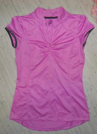 Обнова! спортивная футболка для фитнеса tcm tchibo