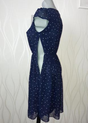 Невероятно красивое и легкое, нарядное платье. ткань- шифон. на подкладке.  tenki5 фото
