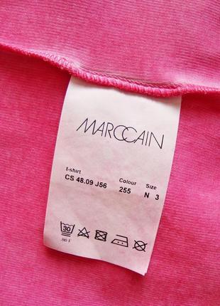 Marc cain, германия, оригинал, футболка, лонгслив, размер n3, м.10 фото