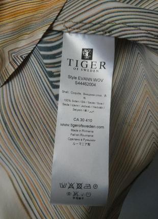 Майка шовк 100% tiger of sweden5 фото