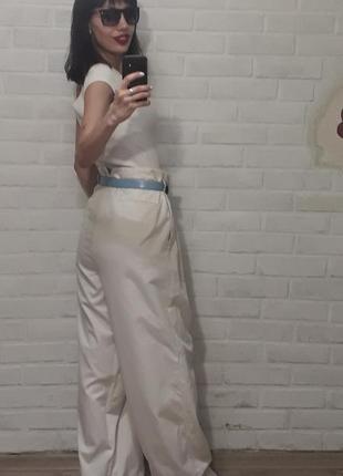 Шикарные стильные брюки10 фото