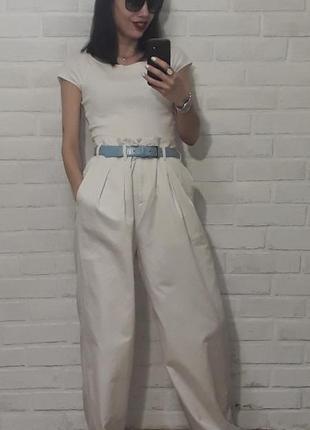 Шикарные стильные брюки8 фото
