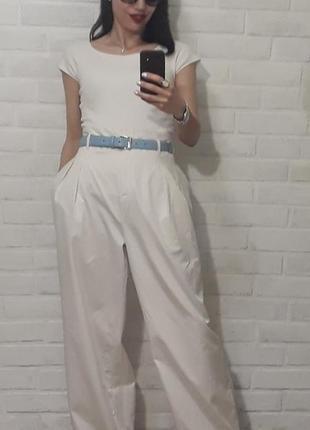 Шикарные стильные брюки1 фото