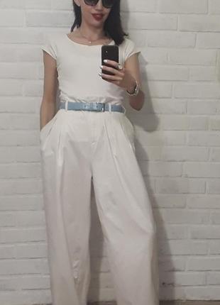 Шикарные стильные брюки4 фото