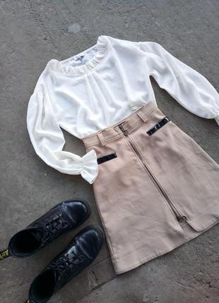 Стильная юбка1 фото