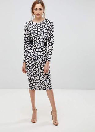 Платье asos миди3 фото