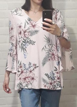 Шикарная нежная блузка1 фото