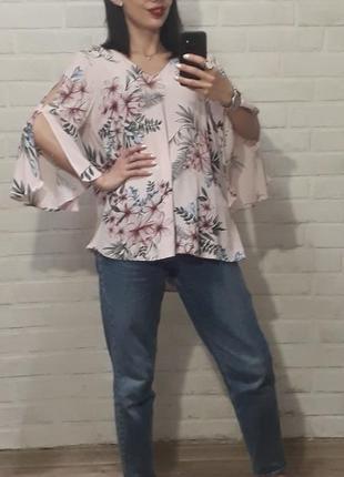 Шикарная нежная блузка3 фото
