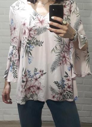 Шикарная нежная блузка4 фото