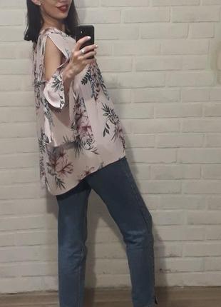 Шикарная нежная блузка9 фото