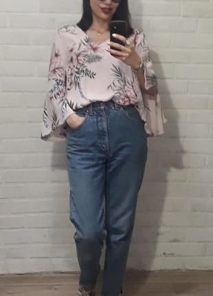 Шикарная нежная блузка7 фото