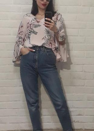 Шикарная нежная блузка8 фото