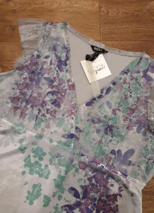 Эффектная блуза туника2 фото