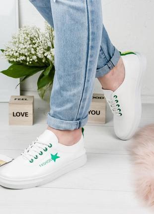 Кеды, кроссовки, спортивная обувь, женские, мокасины4 фото