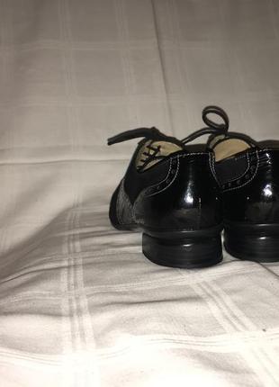 Туфли * brunate* кожа италия р.39 (25.50см)6 фото
