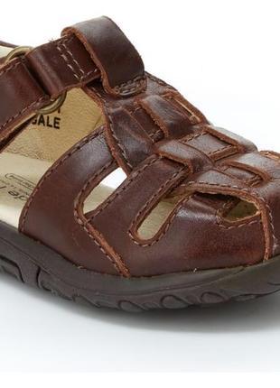 Детские сандалии босоножки для мальчика