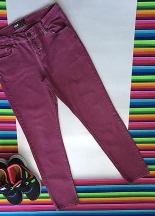 Штаны брюки джинс   yesyes размер  12 наш 46-48