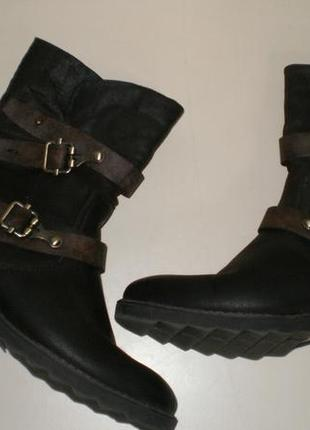 Ботинки marco tozzi (марко тоцци) 39р2 фото
