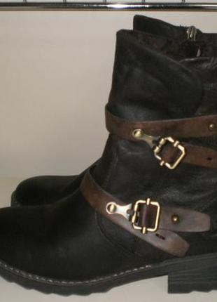 Ботинки marco tozzi (марко тоцци) 39р5 фото