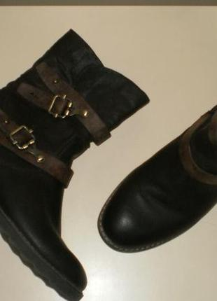 Ботинки marco tozzi (марко тоцци) 39р