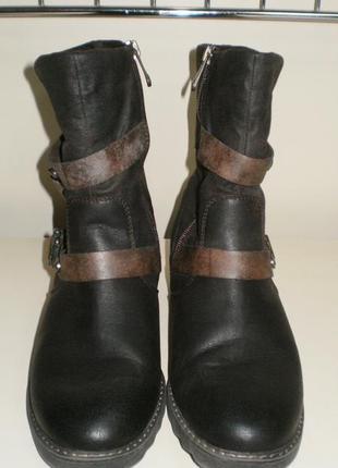 Ботинки marco tozzi (марко тоцци) 39р6 фото
