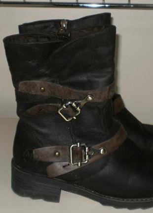 Ботинки marco tozzi (марко тоцци) 39р8 фото