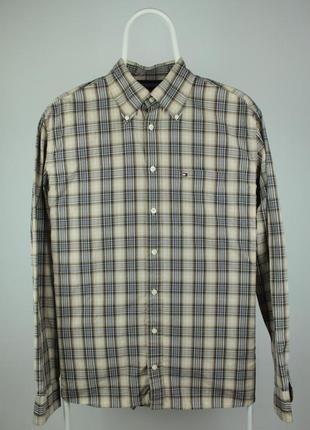Оригинальная качественная рубашка tommy hilfiger